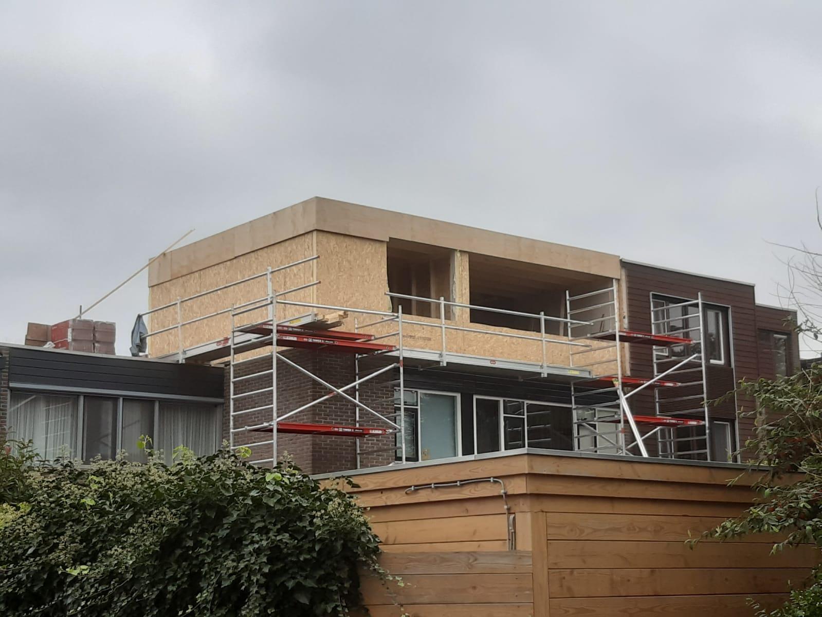 Dakopbouw of dakkapel Meesterbouwer